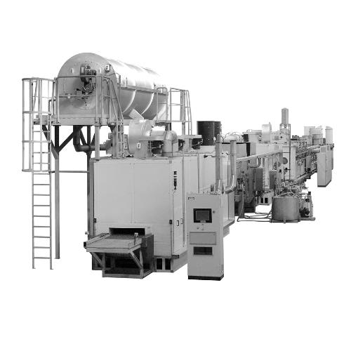 Controlled Atmosphere Brazing (CAB) Furnaces for Aluminum